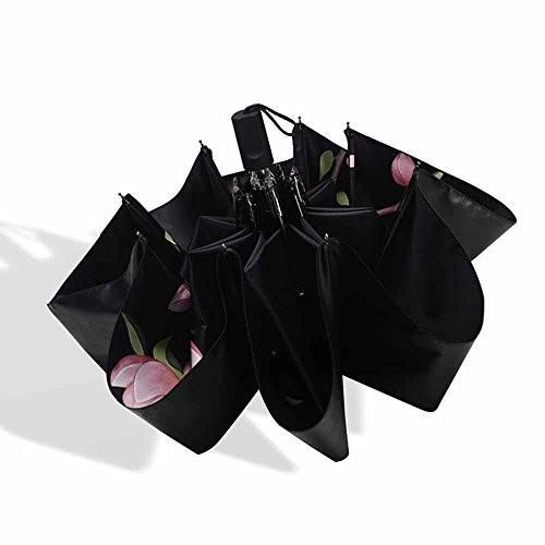 特別価格 biutefang傘ビニール傘折り畳み傘Sun Protection UV保護太陽傘Magnolia傘60*x 98*cm, ブランドセレクト シンフーライフ c63c7bc7
