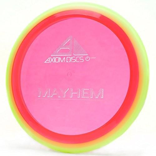 (165-169g) - Axiom Disc Sports Proton Mayhem Disc Golf Distance Driver