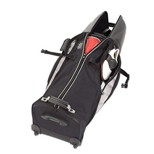 playeagleゴルフクラブ旅行カバーハード上部と下部耐衝撃ゴルフカートバッグwith