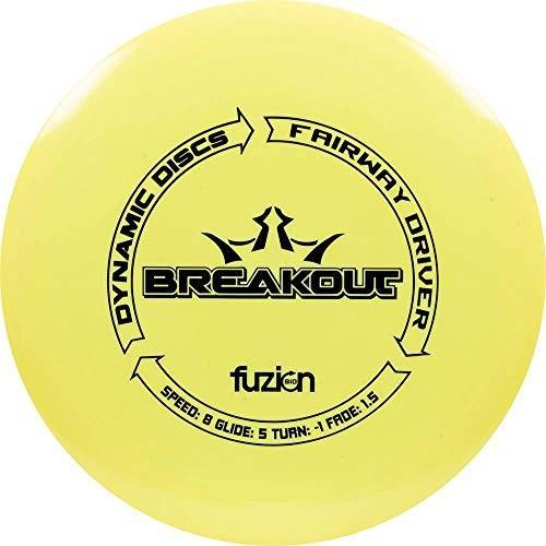 想像を超えての Dynamic Discs BioFuzion Breakout Discs Breakout BioFuzion フェアウェイドライバー ゴルフディスク [色は異なる場合があります], 福岡江久母:cec5fd58 --- airmodconsu.dominiotemporario.com