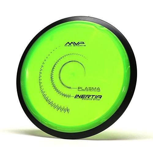 (165-170g) - MVP Plasma Inertia Driver Golf Disc [Colours may vary]