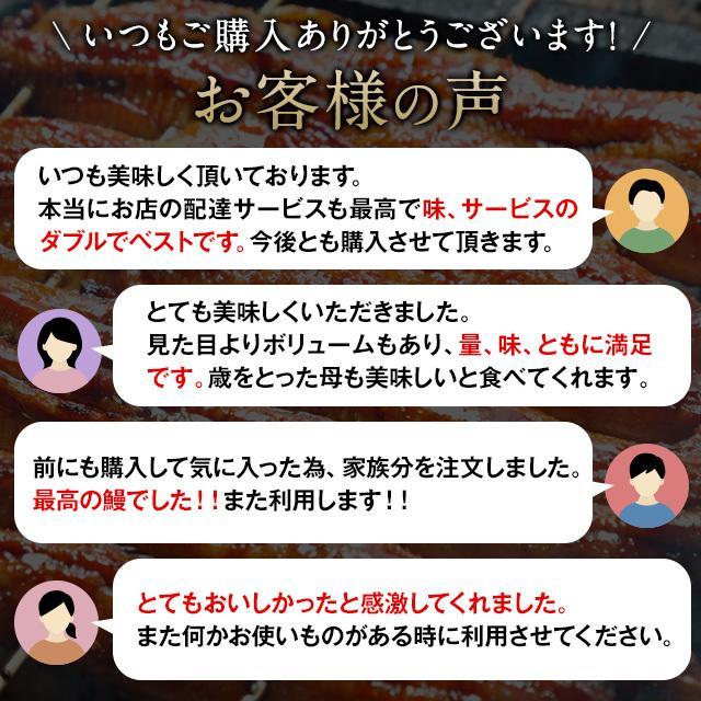 うなぎ CM-500 カット 500g (6~11パック)  1食約50g 蒲焼き   鰻 ウナギ 訳あり 国産|shiromura|03