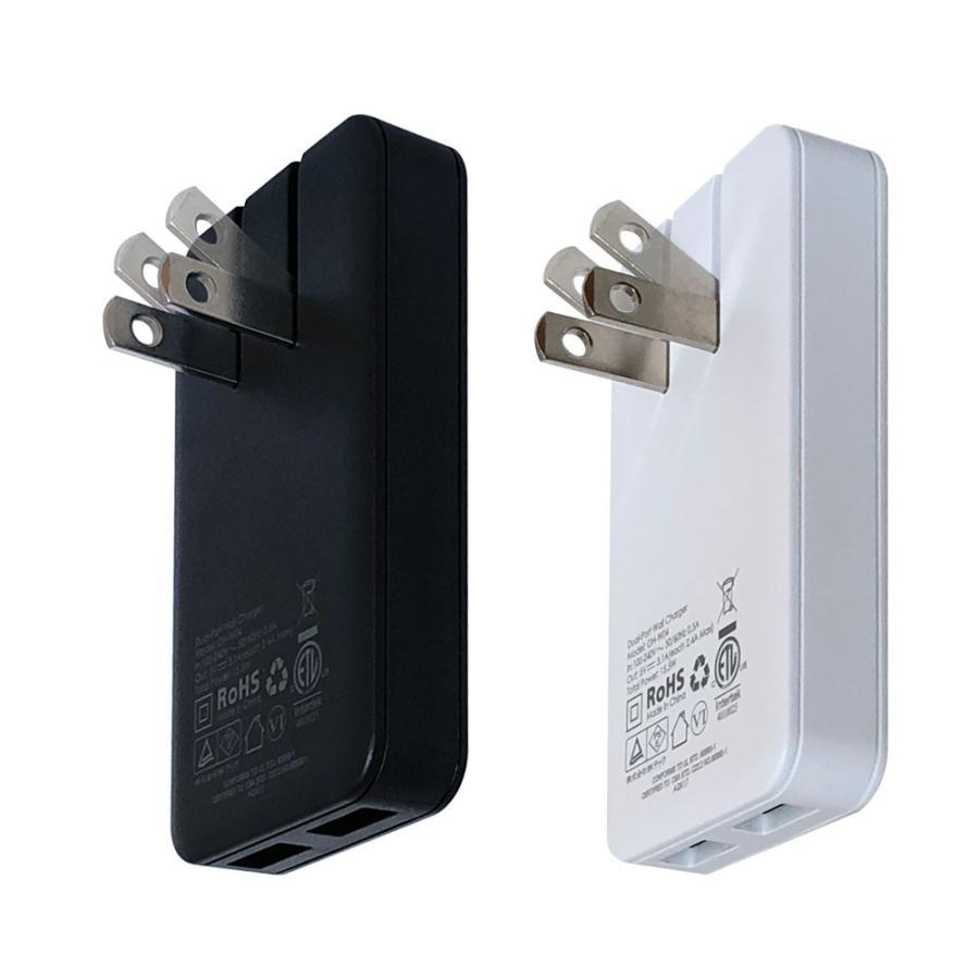 RW126 国内海外対応 USB 2ポート急速充電器 [ROAD WARRIOR]|shiroshita|05