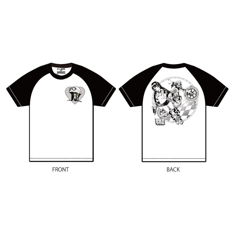 ふくしま正保 思春期マーブルTシャツ shisyunki 02