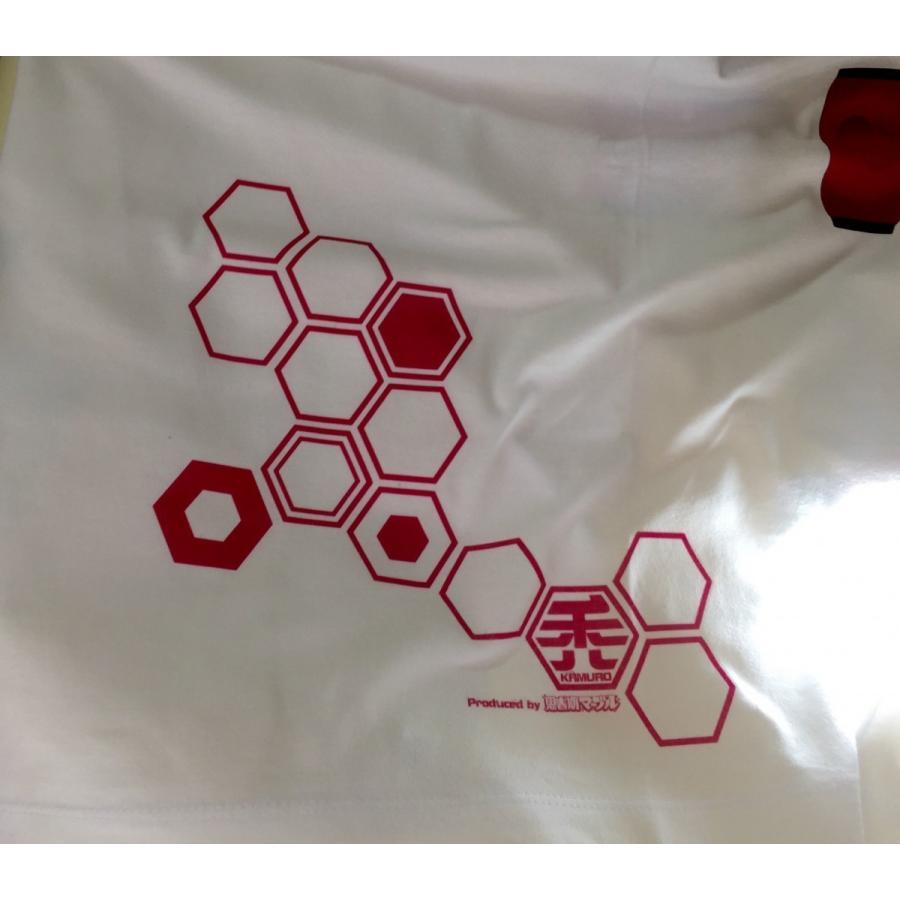 禿ーKAMURO-吉原の灯 思春期マーブルTシャツ shisyunki 02
