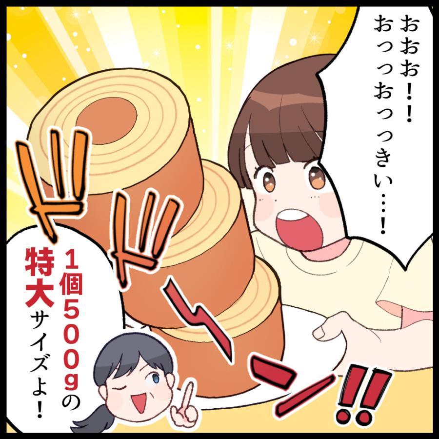 期間限定4500円→1888円 新味登場 500gに増量!5種の味から選べる!超ド級500gのスーパージャンボクーヘン(500g×3個) お取り寄せスイーツ 訳あり 在庫処分 shitamachibaum 03