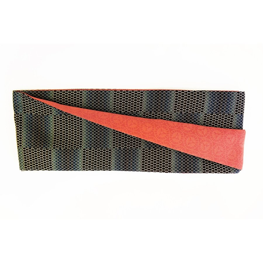 大好き 帯 簡単 着付け不要 日本製 正絹 リボン 結び帯 数量限定 色彩 Mサイズ, キミセ醤油 b99178f0