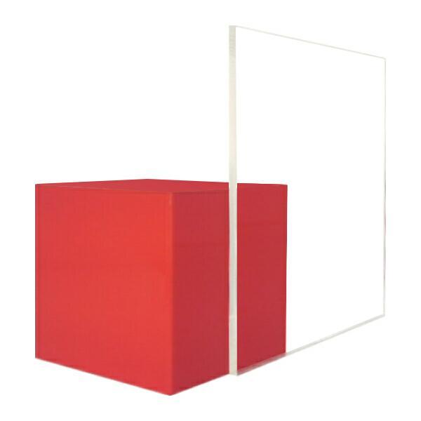 日本製 アクリル板 透明 (押出板) 厚み 5mm 2000×1000mm 3カットまで無料 フリーカットも承ります (業務用)