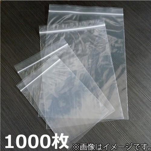 チャック付きポリ袋 J-8TH<br>0.08mm×240mm×340mm 【1000枚販売】(syo-co)