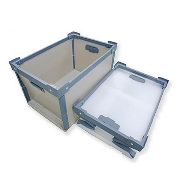 ダイテックボックスFC-3 長さ790×幅548×高さ442(mm)8個セット(2個入り×4梱包)