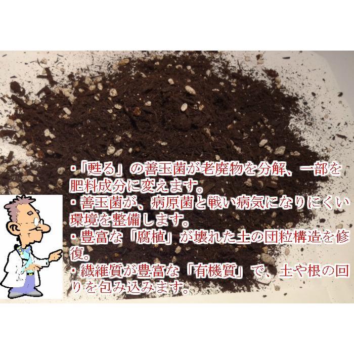 自然応用科学 まくだけで甦る 14L×4袋|shizen-club|02