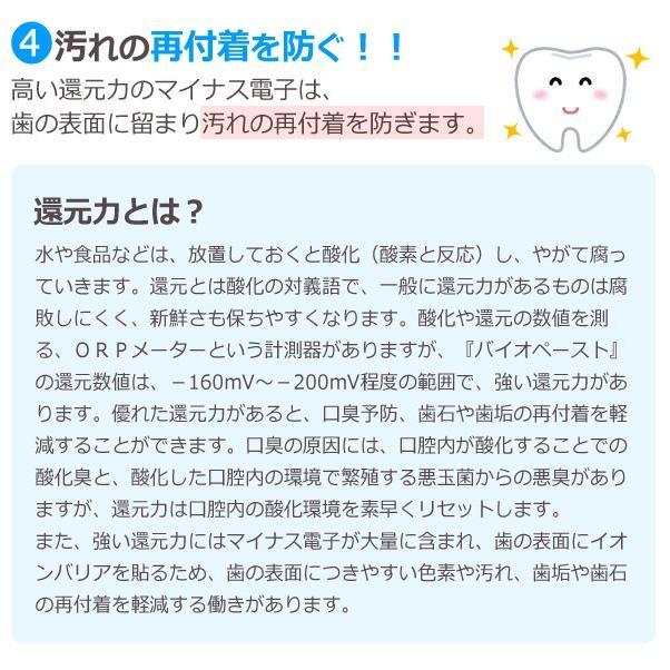 バイオペースト(60g) 3本セット アルラ shizenkan 04