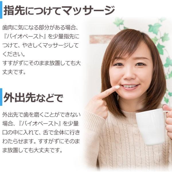 バイオペースト(60g) 3本セット アルラ shizenkan 09