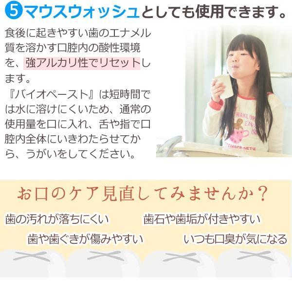 バイオペースト(60g) アルラ|shizenkan|05