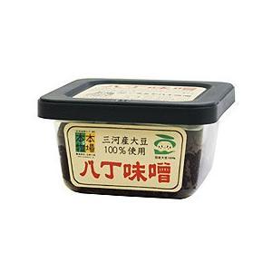 三河産大豆の八丁味噌(300g) まるや|shizenkan