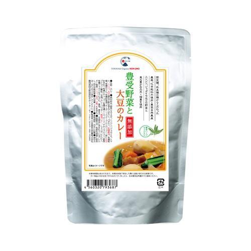 豊受野菜と大豆のカレー 200g|shizenkizuna-store