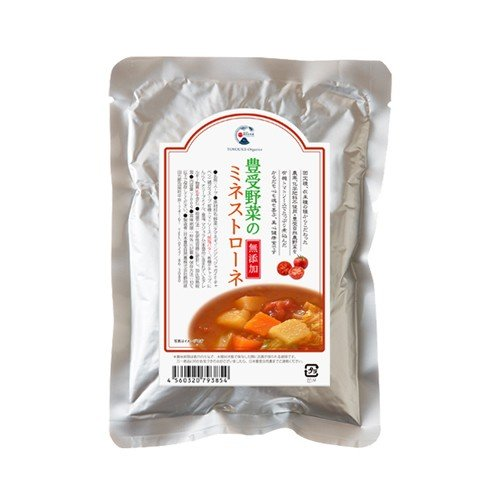 豊受野菜のミネストローネ 200g shizenkizuna-store