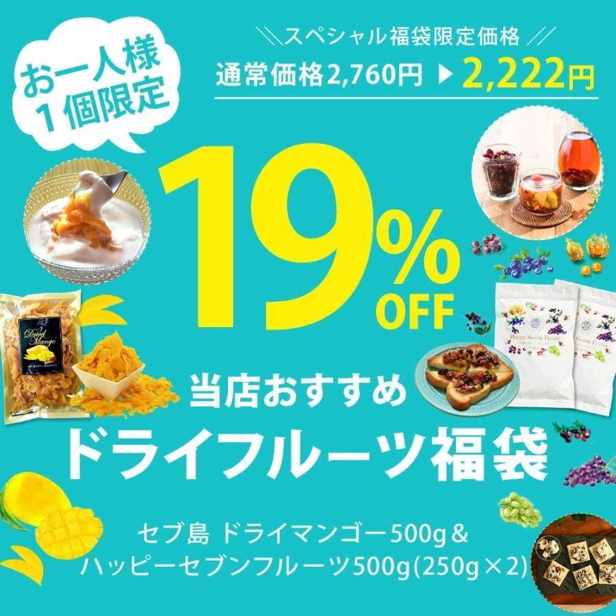 ドライフルーツまとめ買いセット 訳ありドライマンゴー 500g + ハッピーセブンフルーツ 500g (250g×2) 送料無料 端っこマンゴー 7種のミックスフルーツ