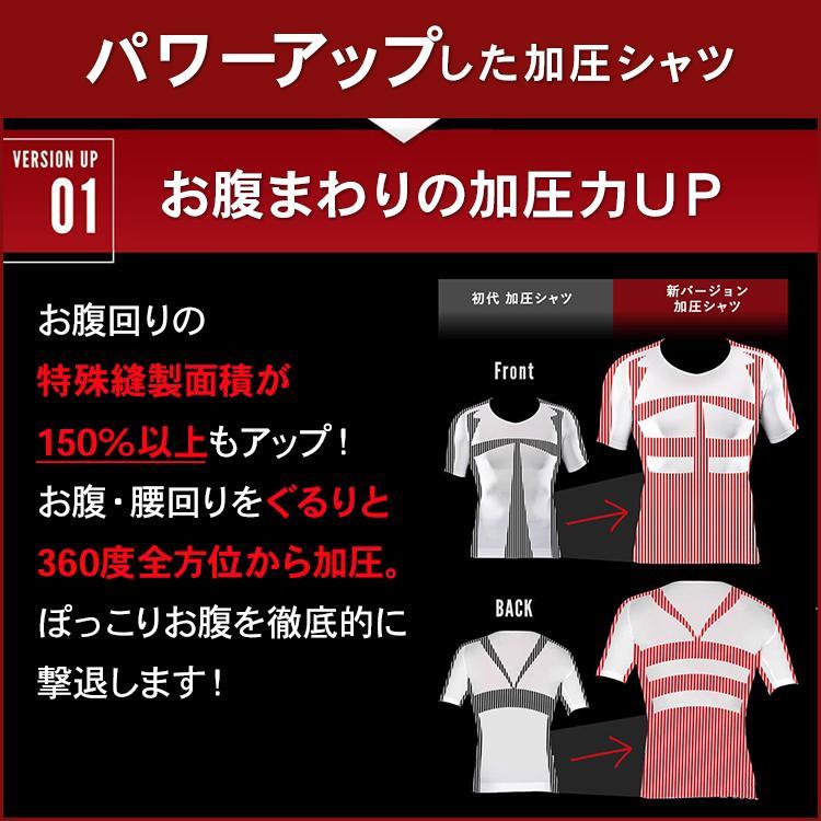 加圧シャツ メンズ 半袖【スパルタックス】加圧インナー Tシャツ 着圧インナー 着圧ウエア トップス コンプレッションウェア スポーツインナー|shizenshop|11