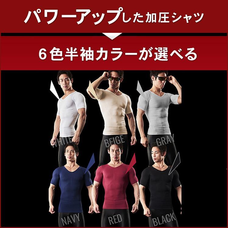 加圧シャツ メンズ 半袖【スパルタックス】加圧インナー Tシャツ 着圧インナー 着圧ウエア トップス コンプレッションウェア スポーツインナー|shizenshop|10
