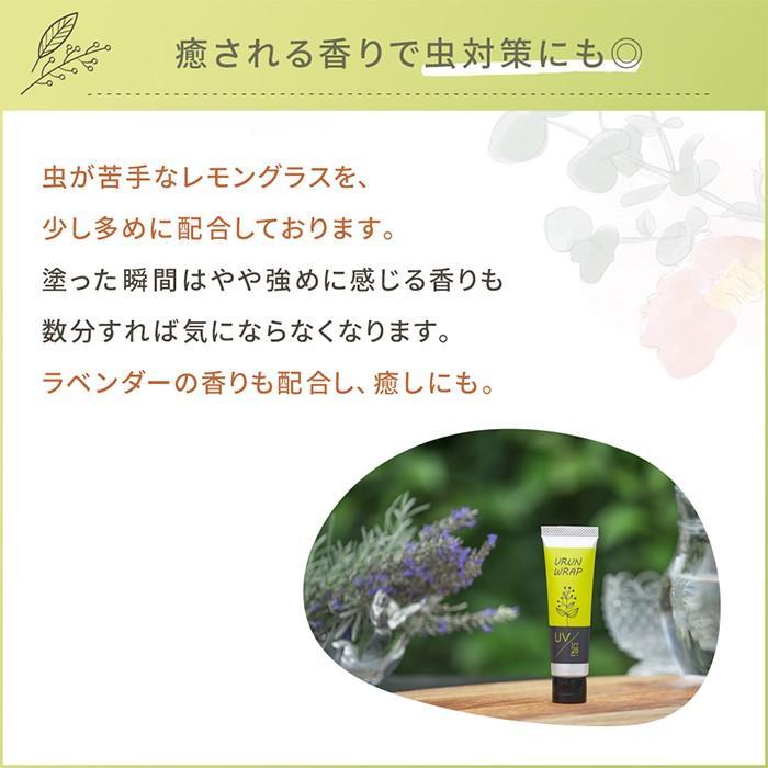 ノンケミカル日焼け止め ノンケミカル 化粧下地 日焼け止め 顔 からだ 全身 用 紫外線吸収剤フリー オーガニック原料 shizenshop 12