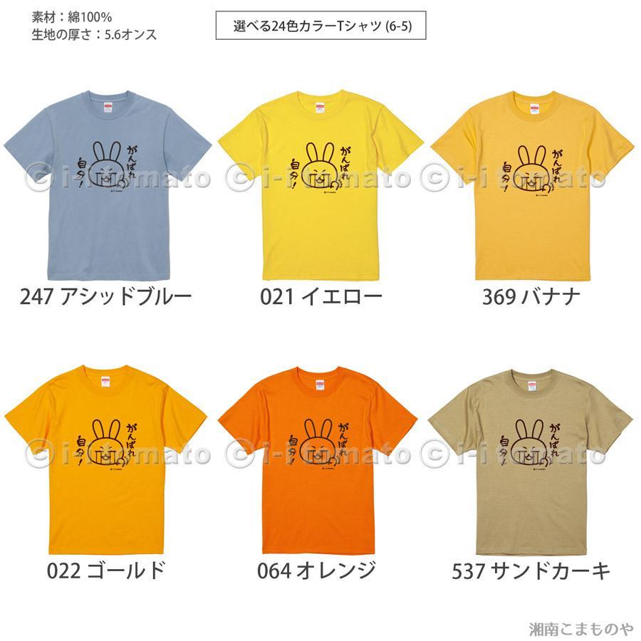 頑張れ自分!Tシャツ 大きいサイズXXL・XXXL しんどいけれど、頑張っているあなたを応援 運動会 体育祭 クラスTシャツ 合格祈願ギフト 受験 励まし sho-koma 06