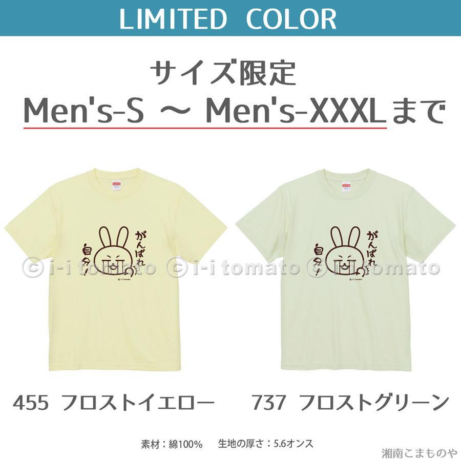 頑張れ自分!Tシャツ 大きいサイズXXL・XXXL しんどいけれど、頑張っているあなたを応援 運動会 体育祭 クラスTシャツ 合格祈願ギフト 受験 励まし sho-koma 08