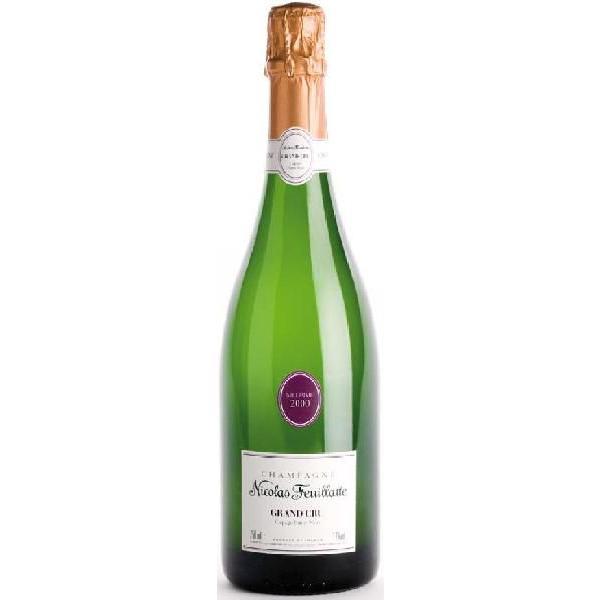 ニコラ·フィアット グランクリュ ブラン·ド·ノワール  750ml (フランス) スパークリングワイン