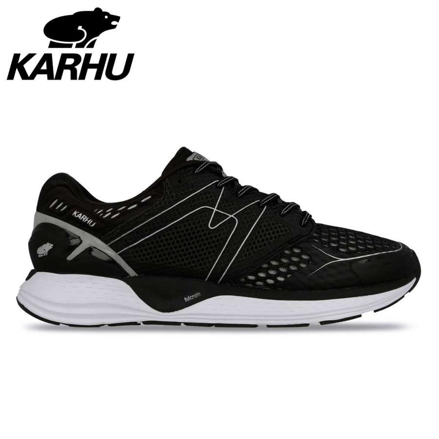 カルフ KARHU KH 100250 ブラック/ブラック(メンズ) SYNCHRON ORTIX