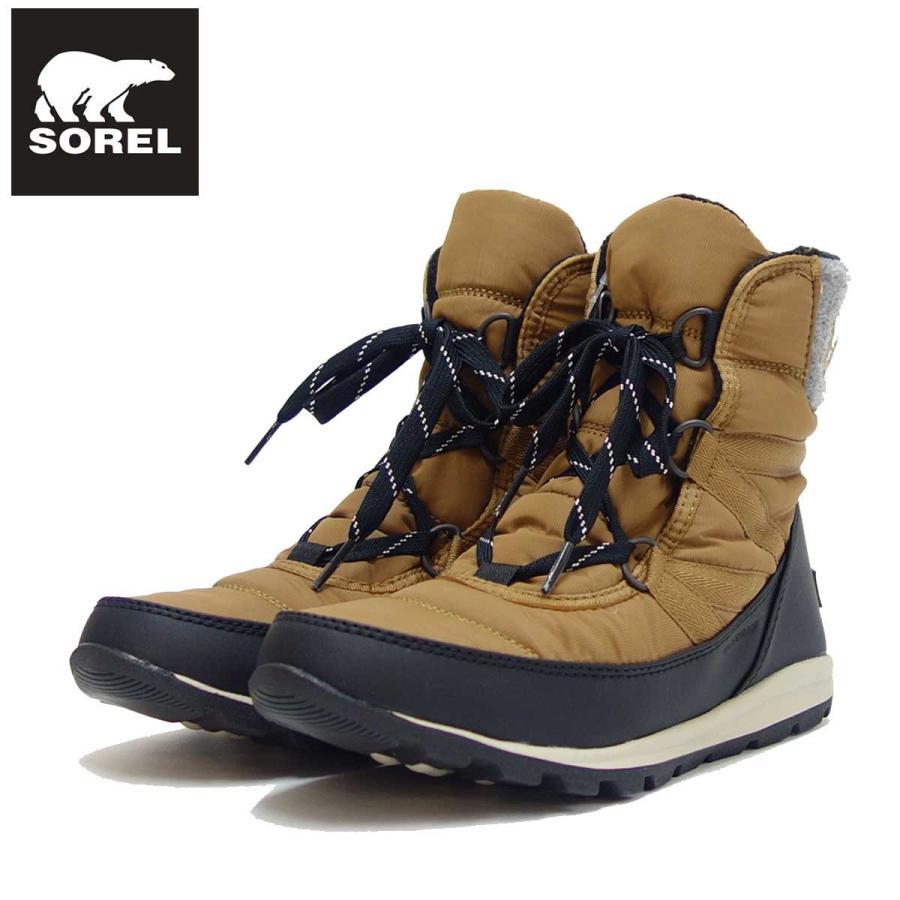 ソレル SOREL NL 3432(レディース) ウィットニーショートレース:ELK (286)