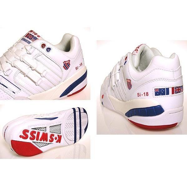 K-Swiss Mens Si-18 International Heritage Sneaker