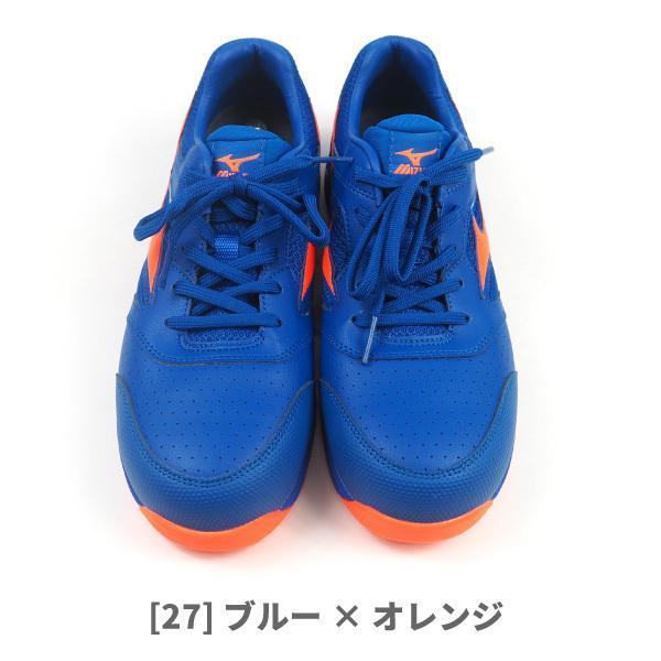 ミズノ mizuno プロテクティブスニーカー 安全作業靴 紐タイプ ALMIGHTY LS? 11L オールマイティLS?11L F1GA2100 メンズ 樹脂先芯|shoesbase2nd|12