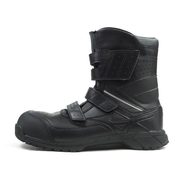 ミズノ mizuno プロテクティブスニーカー 半長靴 安全作業靴 ALMIGHTY BS29H オールマイティBS29H F1GA2102 メンズ 樹脂先芯 JSAA規格A種 shoesbase2nd 09