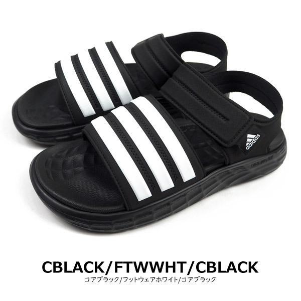 アディダス adidas スポーツサンダル DURAMO SL SANDAL FY6035 メンズ レディース サンダル ジュニア 歩きやすい|shoesbase2nd|05
