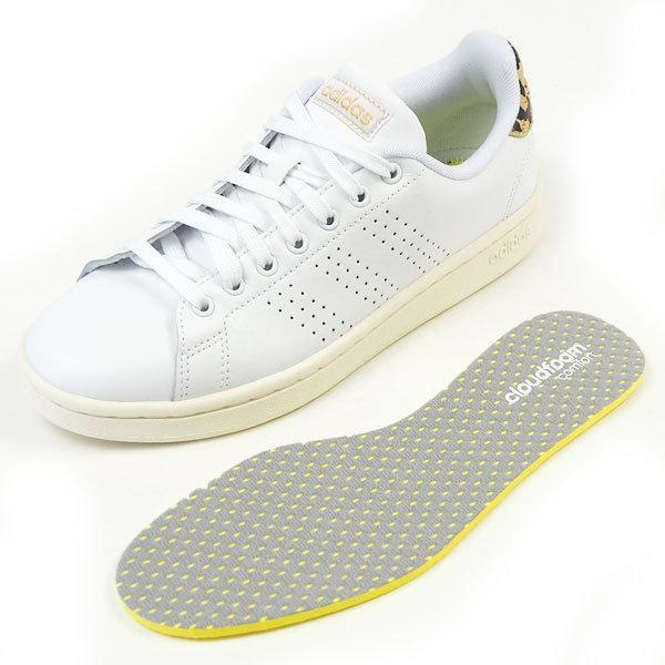 adidas アディダス スニーカー ADVANCOURT LEA W FY9101 レディース|shoesbase2nd|06