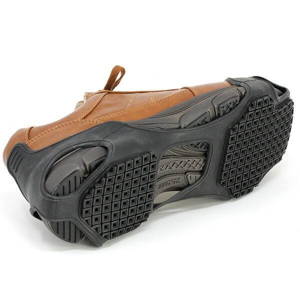 氷雪用スタッドレスソール ハイパーV スタッドレスソール 滑りにくい靴 日進ゴム 滑りにくい靴 22.5cm-30.0cm メール便発送送料無料、代引不可 シューズクラブC shoesclubc 16