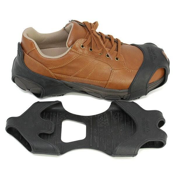 氷雪用スタッドレスソール ハイパーV スタッドレスソール 滑りにくい靴 日進ゴム 滑りにくい靴 22.5cm-30.0cm メール便発送送料無料、代引不可 シューズクラブC shoesclubc 04