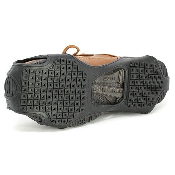 氷雪用スタッドレスソール ハイパーV スタッドレスソール 滑りにくい靴 日進ゴム 滑りにくい靴 22.5cm-30.0cm メール便発送送料無料、代引不可 シューズクラブC shoesclubc 05