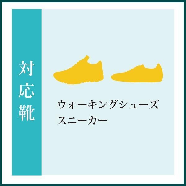 インソールプロ  スポーツ ウォーキング insolePRO SPORTS for WALKING 中敷き インソール 衝撃吸収 歩行|shoesfit|05