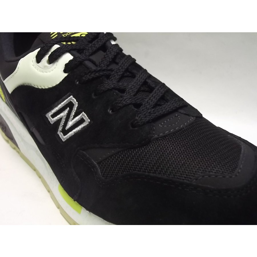 100% authentic 68c86 32b3c NEW BALANCE CM1600 black/yellow ニューバランス CM1600 ...