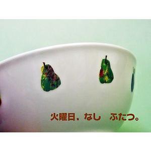 はらぺこあおむし子ども食器◆10cmライスボール|shokki|03