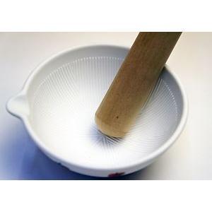 はらぺこあおむし子ども食器◆すり鉢(すり棒付き) shokki 04