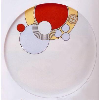 27cmケーキ大皿◆フランク・ロイド・ライト デザイン テーブルウェア(ノリタケT97249/4614)|shokki