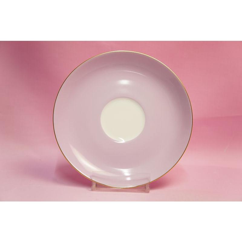 大倉陶園 モーニング碗皿(ライラック蒔き) shokki 05