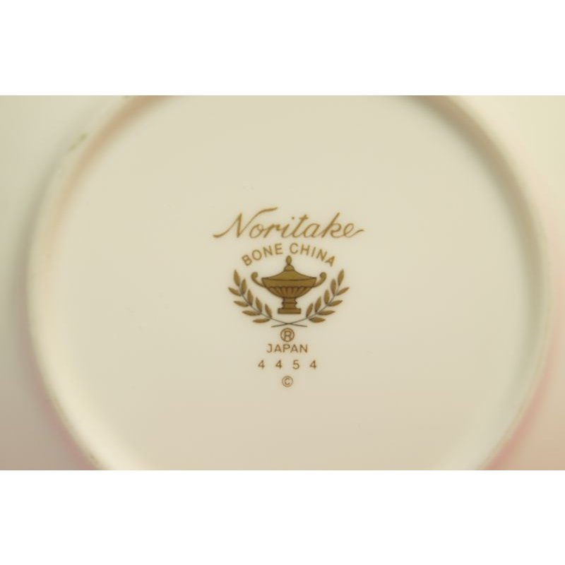 ノリタケ アールデコスタイル コーヒー碗皿|shokki|05
