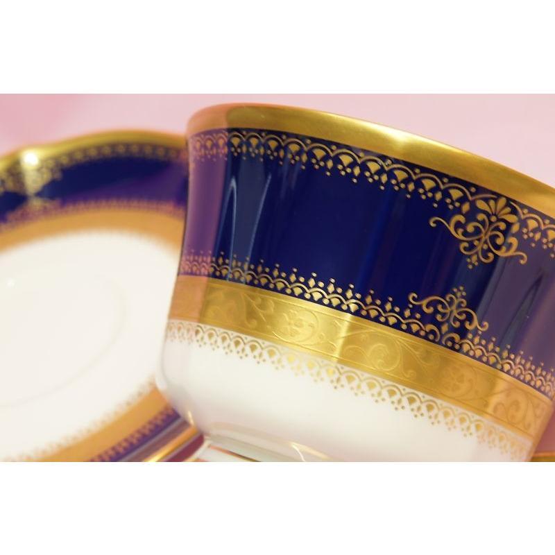 ノリタケ・ダイヤモンドコレクション #5535 イナギュレーション ティー・コーヒー碗皿|shokki|03