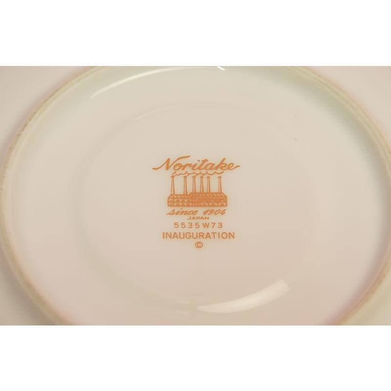 ノリタケ・ダイヤモンドコレクション #5535 イナギュレーション ティー・コーヒー碗皿|shokki|04