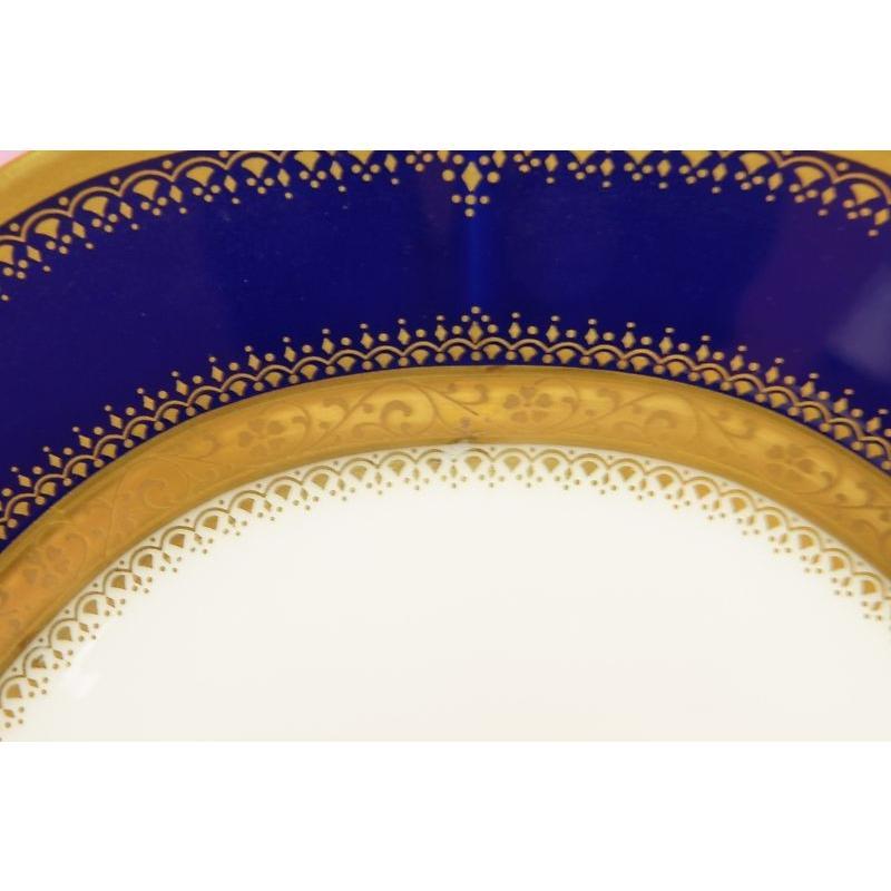 ノリタケ・ダイヤモンドコレクション #5535 イナギュレーション ケーキ皿5枚セット|shokki|03