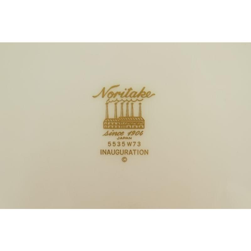 ノリタケ・ダイヤモンドコレクション #5535 イナギュレーション ケーキ皿5枚セット|shokki|04