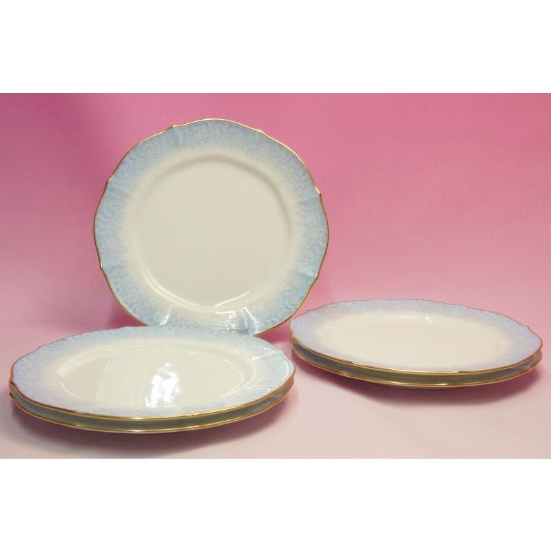 ノリタケ・ダイヤモンドコレクション #5538 フラワーインドリーム ケーキ皿5枚セット shokki